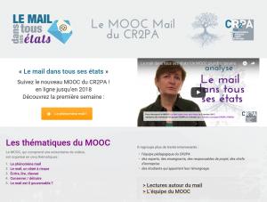 Mooc CR2PA